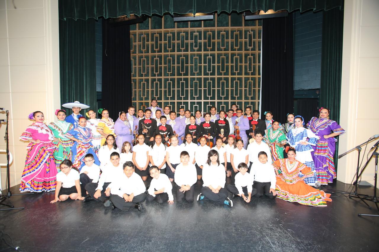 Summer Mariachi and Ballet Folkloriko Festival 14′