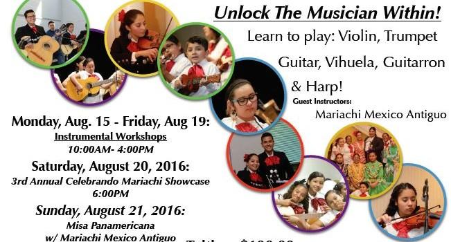 Mariachi Summer Camp
